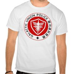 GUP Gavan the Space Sheriff Type 07 Tee Shirt. Kamen Rider Club and Space Cop Gavan the Galactic Union Police
