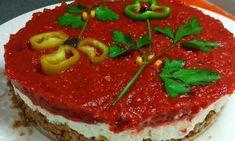 Τούρτα με Ζαχαρούχο Καραμέλα Meatloaf, Cheesecake, Desserts, Food, Tailgate Desserts, Deserts, Cheesecakes, Essen, Postres