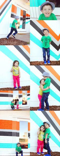 Scottsdale Urban Child and Family Photos 11