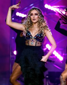 Perrie Edwards X Factor UK 2017