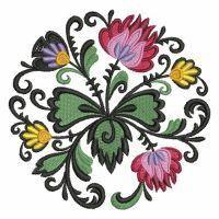 OregonPatchWorks.com - Sets - Polish Folk Art Wycinanki