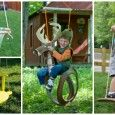 DIY Outdoor Kid Swing Project Instructions