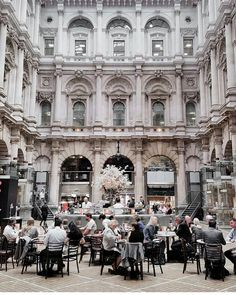 Royal Exchange Grand Cafe and Sauterelle London