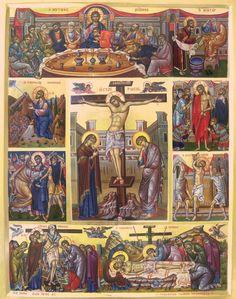 LINGKUNGAN KRISANTUS 6 : Trihari Suci dan Minggu Paskah