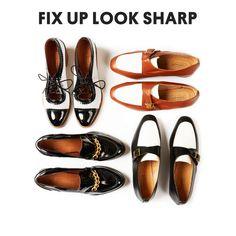 Tendance Chaussures 2017/ 2018 :    Description   Sharpen up in new season loafers!    - #Chausseurs https://madame.tn/fashion/chausseurs/tendance-chaussures-2017-2018-sharpen-up-in-new-season-loafers/