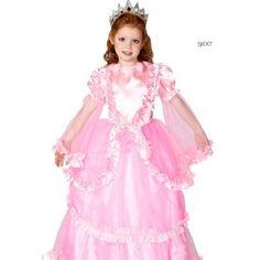 disfraz princesa lili