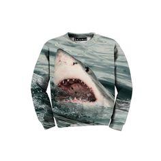 Shark Kid's Sweatshirt