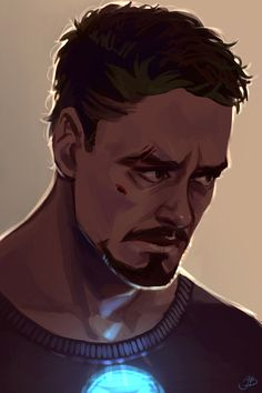 """terlebarts: """"Many times I've walked the line I've rolled the dice and questioned my life Many times I sacrificed and dealt with the pain (Redlight King - Comeback)"""" Tony Stark Comic, Marvel Tony Stark, Marvel Fan Art, Marvel Dc, Marvel Comics, Iron Man Fan Art, Infinity War, Tony And Pepper, Iron Man 2008"""
