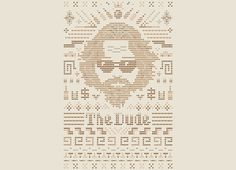 """""""Knitted Dude"""" - Threadless.com - Best t-shirts in the world"""