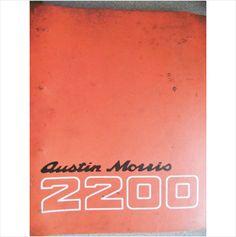 Austin Morris Wolseley 6 2200 Workshop Manual AKD 7961 on eBid United Kingdom