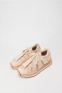 One can never have too much Hender Scheme in their life. Fenty Puma, Bow Sneakers, Vegetable Tanned Leather, Men's Shoes, My Design, Kicks, Menswear, Footwear, Mens Fashion
