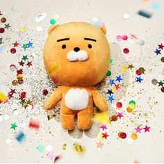 Kakao Friends Official Goods RYAN Fashionista 35cm Plush Doll Figure GKKF0013 #KakaoFriends