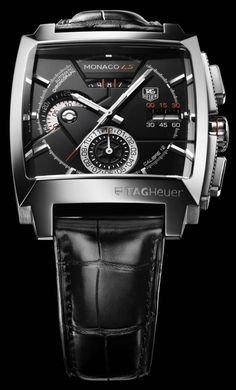 Dieses und weitere Luxusprodukte finden Sie auf der Webseite von Lusea.de tag heuer | monaco - I have ALWAYS loved this watch, too bad it is too big for my wrist.