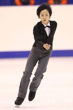 全日本選手権・男子FS   フィギュアスケート   実況   スポーツナビ