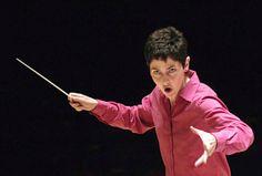 Laura Jackson the music director of the Reno Philharmonic.