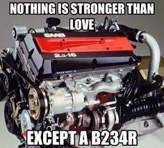 The engine of my dreams Saab 9000 Aero, Saab Turbo, Mechanical Workshop, Saab 9 3, Mitsubishi Pajero, Car Engine, Fuel Economy, Hot Cars, Motor Car