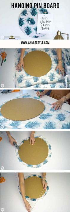 31 Super Useful DIY Desk Decor Ideas to Follow - Homesthetics - Inspiring ideas for your home.