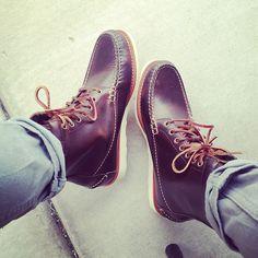@evan_king #myeastlandshoes Eastland Sherman 1955 Mens Boots