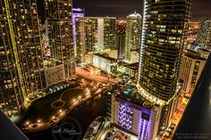 Miami, a matter of perspective. Downtown Miami, Miami Florida, 50 States, United States, Coral Gables, South Beach, Nice View, Empire State Building, My Images