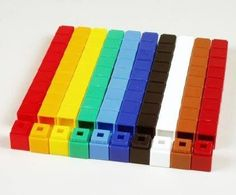 counting blocks for math - Google Search