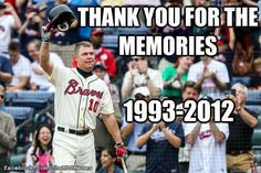 Thank You Chipper!