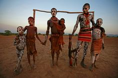 #ethiopia #life #world #people #ak-47 #africa #tribe #familly