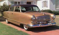 1952 Nash Ambassador.