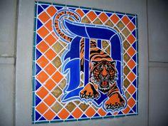 I Love Detroit MI | 30 Pewabic Pottery Artworks in Detroit |