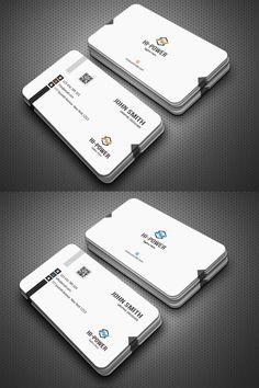 John Smith Simple Business Card. Corporate Identity Template, #Ad #Simple #Business #John #Smith Lawyer Business Card, Business Cards Layout, Professional Business Card Design, Luxury Business Cards, Simple Business Cards, Minimalist Business Cards, Business Card Mock Up, Visiting Card Design, Name Card Design