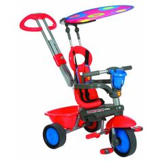 The Alex Toys Ready Set Go Trike is a great choice for toddlers and preschoolers 2 years old and below. It features a high back baby seat with. Toddler Preschool, Toddler Toys, Kids Toys, Alex Toys, Ride On Toys, Kids Bike, Special Needs Kids, Tricycle, Cool Toys