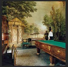 Vanity Fair  Prince Gallarati Scotti @ Villa Melzi d'Eril