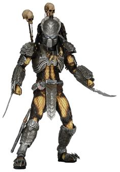 "NECA Predator 7"" Scale Action Figure Series 14 Chopper Action Figure …"