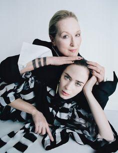 W Magazine reúne atores para ensaio fotográfico dedicado ao cinema