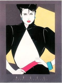 Patrick Nagel: American artist. He created popular illustrations on board, paper, and canvas, which emphasized the beauty of the female form. He is best known for his illustrations for Playboy, and the group Duran Duran, for whom he designed the cover of the best selling album Rio. He died of a heart attack in 1984 at the age of 38.