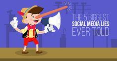 Social Media fibs   https://adespresso.com/academy/blog/social-media-lies