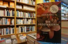 """Han Kang: """"Die Vegetarierin"""""""