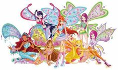 What winx or trix are you? Please enjoy this quiz  it took forever to make..