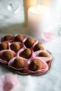 Nobody knows the truffles I've seen!  Not a bad thing, really......  :)