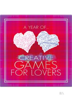 A Year Of Creative Games For Lovers - From Kheper Games comes the A Year of Creative Games for Lovers. This compilation game set includes 52 different creative games that you and your lover can use to engage in a new adventure for each weekend of an entire year. Examples of games include: Naked, We`ve Never, Creative Kisses and Sex Dice. Game includes: 1 game book, 1 one-minute timer, 1 Naughty poker deck, 1 draw bag, 26 Sex Tips Cards for Him, 26 Sex Tips Cards for Her, 2 Head or Tail game…