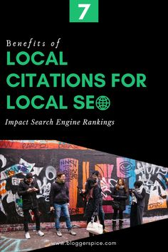 7 Benefits of Local Citations For Local SEO in 2020 Google Look, Local Seo Services, Seo Agency, Seo Company, Seo Tips, Start Up Business, Search Engine Optimization, Benefit, Marketing
