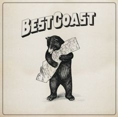 """The Only Place"" and ""Why I Cry"" by Best Coast. These are from her new album. Best Coast is like a modern female Beach Boys. Cd Cover, Album Covers, Cover Art, Music Covers, Beach Boys, Pochette Album, Love Me Like, Best Albums, Voyage"