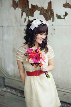 Elsie Larsons wedding