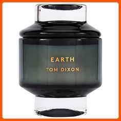 Tom Dixon Earth Scented Candle Large - Fun stuff and gift ideas (*Amazon Partner-Link)