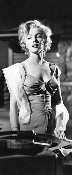 Marilyn Monroe, Niagara, 1952.
