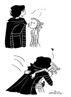 honestly i think we were all waiting for this to happen at any moment in the movie?? anyways, reylo, as per requested :>