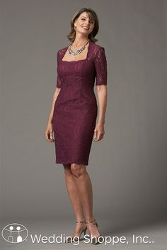 Mother of the bride dresses from Collection 20.