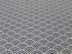 【楽天市場】日本伝統文様 青海波文様 白 【布地 生地 和柄】【RS2】:布の但馬屋(和柄・布地・生地)                                                                                                                                                      もっと見る