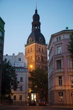 Riga Tower