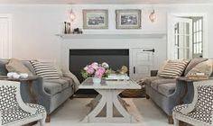 Resultado de imagen para gray sofa