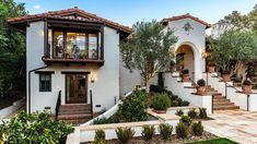 Spanish Revival Home, Spanish Colonial Homes, Spanish Style Homes, Spanish House Design, Spanish Style Interiors, Spanish Mansion, Spanish Home Decor, Colonial Mansion, Spanish Bungalow